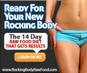 Discover How The  Raw Food Weight Loss  Program Will Help You Get Results Fast.