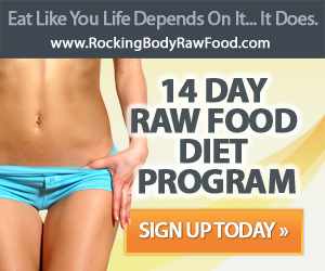 How To Eat Raw For Weight Loss.          The Premier Raw Food Diet Program For You To  Eat Raw  For Maximum  [...]